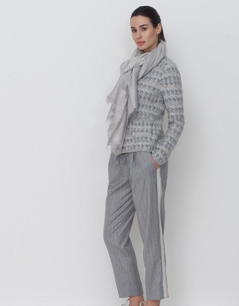 Anne Claire | Pullover und Schal