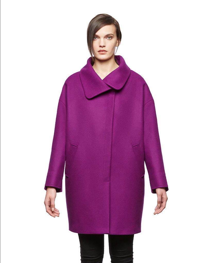 Herno | Mantel Pink